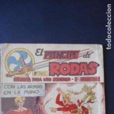Tebeos: EL PRINCIPE DE RODAS Nº 45. Lote 276258438