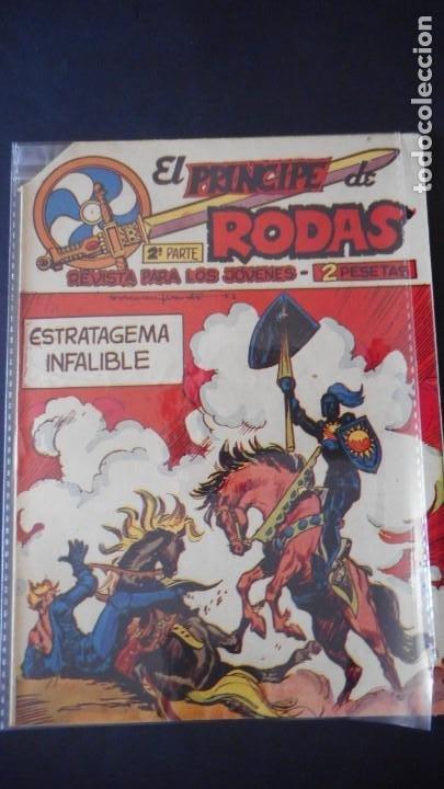 EL PRINCIPE DE RODAS Nº 46 (Tebeos y Comics - Maga - Otros)