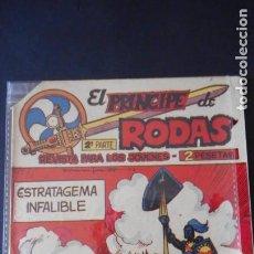 Tebeos: EL PRINCIPE DE RODAS Nº 46. Lote 276258588