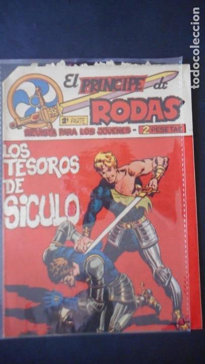 EL PRINCIPE DE RODAS Nº 47 (Tebeos y Comics - Maga - Otros)