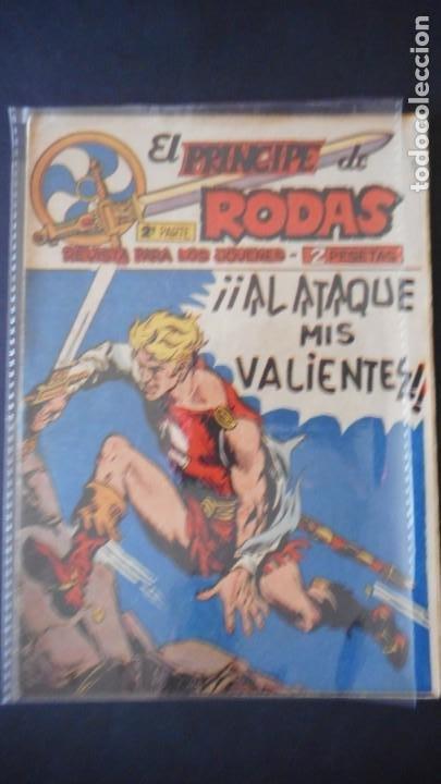 EL PRINCIPE DE RODAS Nº 49 (Tebeos y Comics - Maga - Otros)