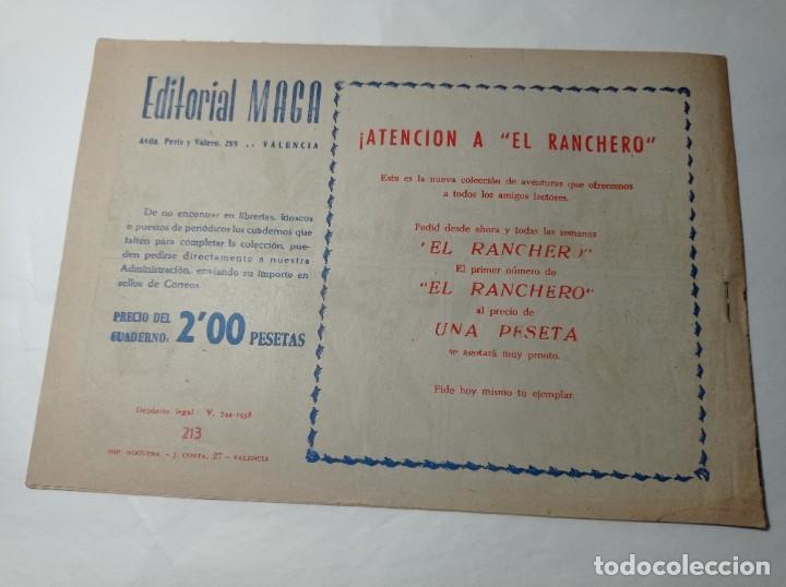 Tebeos: Original no copia. Pequeño pantera negra el desafío kmondo 213 maga año 1958 - Foto 2 - 276461498