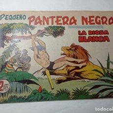 Tebeos: ORIGINAL NO COPIA. PEQUEÑO PANTERA NEGRA LA DIOSA BLANCA 231 MAGA AÑO 1958. Lote 276462033