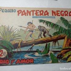 Tebeos: ORIGINAL NO COPIA. PEQUEÑO PANTERA NEGRA ODIO Y AMOR 230 MAGA AÑO 1958. Lote 276462193