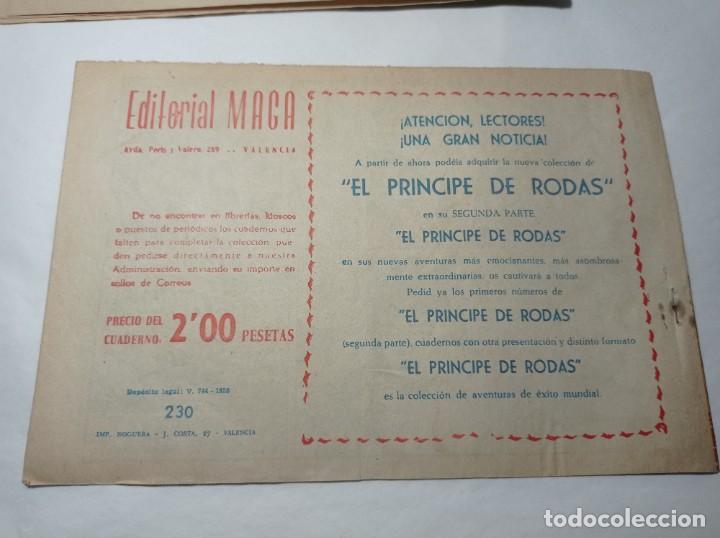 Tebeos: Original no copia. Pequeño pantera negra odio y amor 230 maga año 1958 - Foto 2 - 276462193