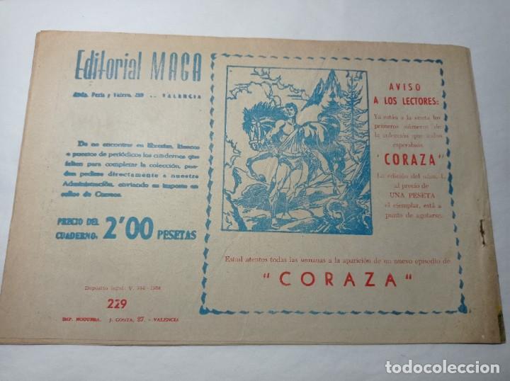 Tebeos: Original no copia. Pequeño pantera negra La gran batalla 229 maga año 1958 - Foto 2 - 276462273