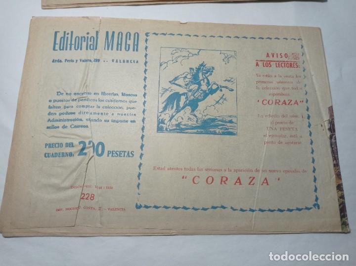 Tebeos: Original no copia. Pequeño pantera negra sepultados vivos 228 maga año 1958 - Foto 2 - 276462403