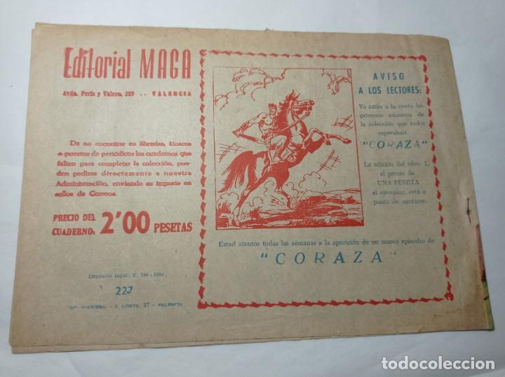 Tebeos: Original no copia. Pequeño pantera negra en poder de jhura kan 227 maga año 1958 - Foto 2 - 276462498