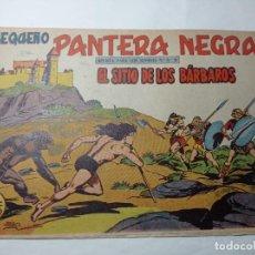 Tebeos: ORIGINAL NO COPIA. PEQUEÑO PANTERA NEGRA EL SITIO DE LOS BÁRBAROS NÚMERO 226 MAGA AÑO 1958. Lote 276462593