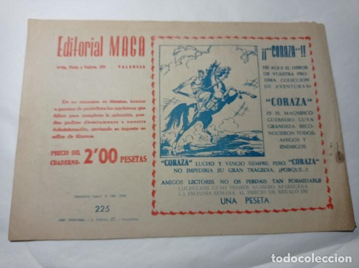 Tebeos: Original no copia. Pequeño pantera negra salvamento difícil 225 maga año 1958 - Foto 2 - 276462678