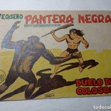 Tebeos: ORIGINAL NO COPIA. PEQUEÑO PANTERA NEGRA DUELO DE COLOSOS 234 MAGA AÑO 1958. Lote 276462808