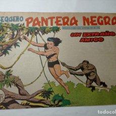 Tebeos: ORIGINAL NO COPIA. PEQUEÑO PANTERA NEGRA UN EXTRAÑO AMIGO 223 MAGA AÑO 1958. Lote 276462933