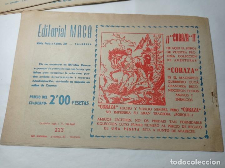 Tebeos: Original no copia. Pequeño pantera negra Un extraño amigo 223 maga año 1958 - Foto 2 - 276462933