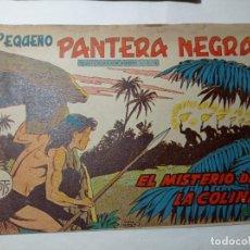 Tebeos: ORIGINAL NO COPIA. PEQUEÑO PANTERA NEGRA EL MISTERIO DE LA COLINA 222 MAGA AÑO 1958. Lote 276462998
