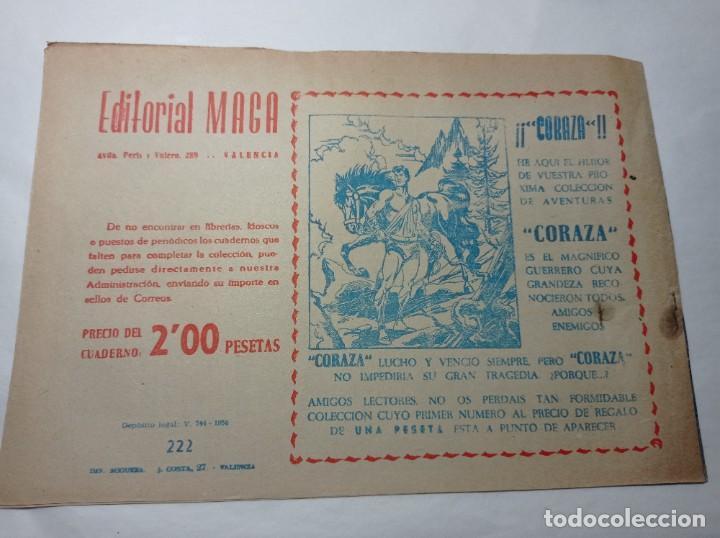 Tebeos: Original no copia. Pequeño pantera negra el misterio de la colina 222 maga año 1958 - Foto 2 - 276462998