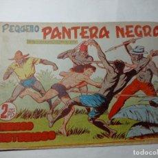 Tebeos: ORIGINAL NO COPIA. PEQUEÑO PANTERA NEGRA ENEMIGO MISTERIOSO 218 MAGA AÑO 1958. Lote 276463228
