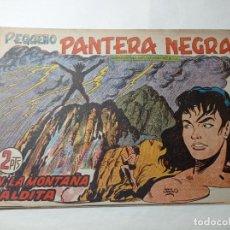 Tebeos: ORIGINAL NO COPIA. PEQUEÑO PANTERA NEGRA EN LA MONTAÑA MALDITA 217 MAGA AÑO 1958. Lote 276463338