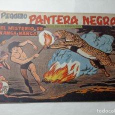Tebeos: ORIGINAL NO COPIA. PEQUEÑO PANTERA NEGRA EL MISTERIO DE KANGA MANGA 216 MAGA AÑO 1958. Lote 276463428
