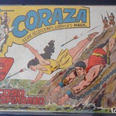 Tebeos: CORAZA Nº 43. Lote 276490928