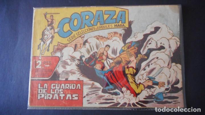 CORAZA Nº 45 (Tebeos y Comics - Maga - Otros)