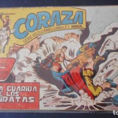 Tebeos: CORAZA Nº 45. Lote 276491153
