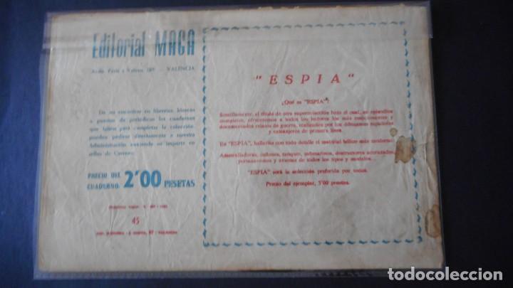 Tebeos: CORAZA Nº 45 - Foto 2 - 276491153