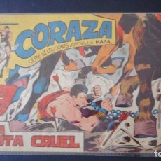 Tebeos: CORAZA Nº 47. Lote 276491243