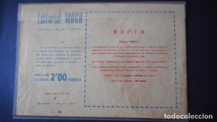 Tebeos: CORAZA Nº 47 - Foto 2 - 276491243