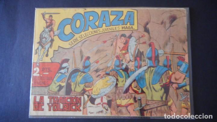 CORAZA Nº 49 (Tebeos y Comics - Maga - Otros)