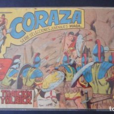 Tebeos: CORAZA Nº 49. Lote 276491358