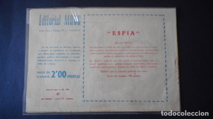 Tebeos: CORAZA Nº 49 - Foto 2 - 276491358