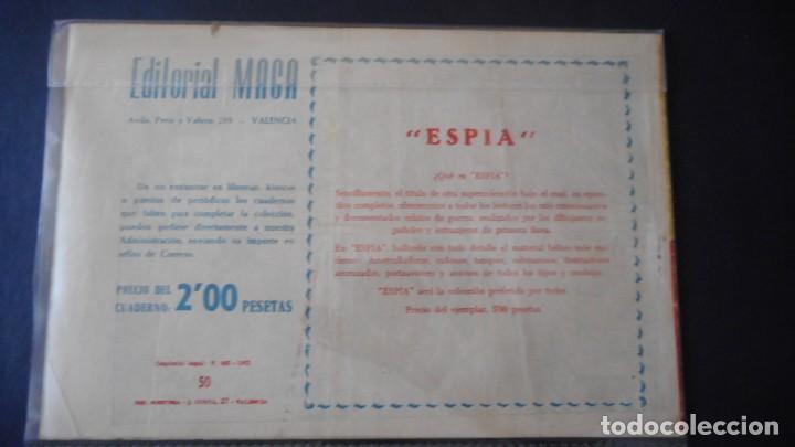 Tebeos: CORAZA Nº 50 - Foto 2 - 276491453
