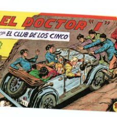 Tebeos: EL CLUB DE LOS CINCO Nº 16-REEDICION. Lote 276916648