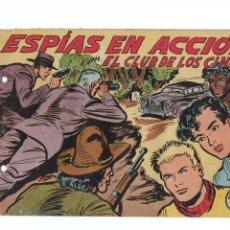 Tebeos: EL CLUB DE LOS CINCO Nº 22-ORIGINAL. Lote 276917913