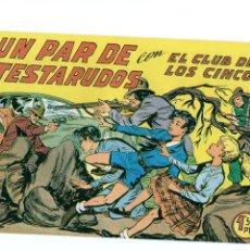 Tebeos: EL CLUB DE LOS CINCO Nº 24-REEDICION. Lote 276918468