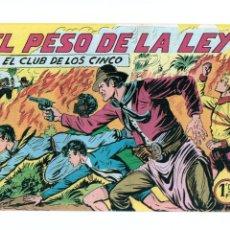 Tebeos: EL CLUB DE LOS CINCO Nº 27-REEDICION. Lote 276919408