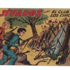 Tebeos: EL CLUB DE LOS CINCO Nº30 -ORIGINAL. Lote 276933983