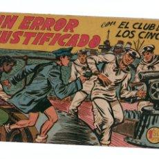 Tebeos: EL CLUB DE LOS CINCO Nº34 -ORIGINAL. Lote 276934723