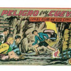 Tebeos: EL CLUB DE LOS CINCO Nº 35-REEDICION. Lote 276934963