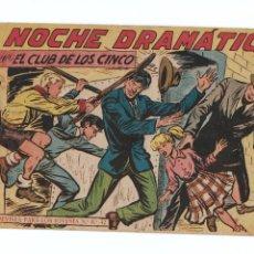 Tebeos: EL CLUB DE LOS CINCO Nº37 -ORIGINAL. Lote 276935488