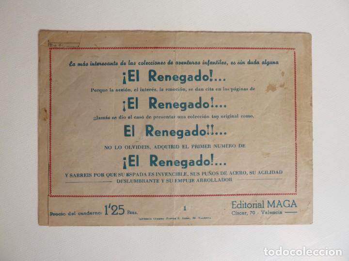 Tebeos: Dan Barry el terremoto, colección completa, suelta, 76 ejemplares de José Ortiz, Maga 1954. - Foto 3 - 277152988