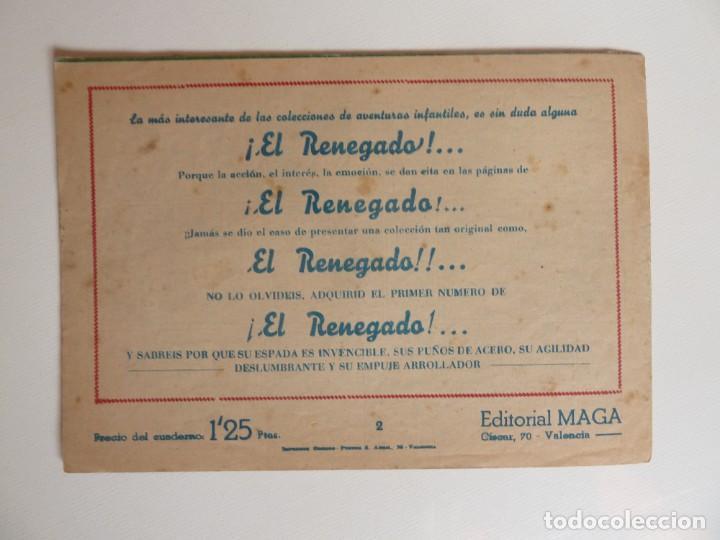 Tebeos: Dan Barry el terremoto, colección completa, suelta, 76 ejemplares de José Ortiz, Maga 1954. - Foto 5 - 277152988