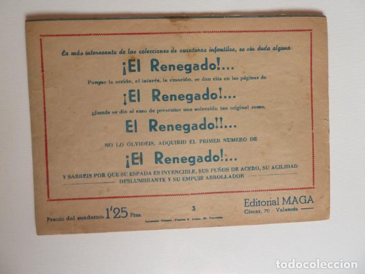 Tebeos: Dan Barry el terremoto, colección completa, suelta, 76 ejemplares de José Ortiz, Maga 1954. - Foto 6 - 277152988