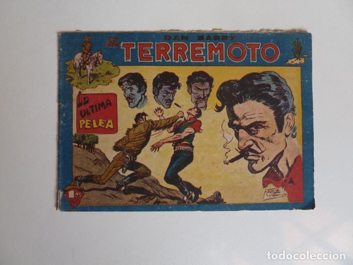 Tebeos: Dan Barry el terremoto, colección completa, suelta, 76 ejemplares de José Ortiz, Maga 1954. - Foto 113 - 277152988