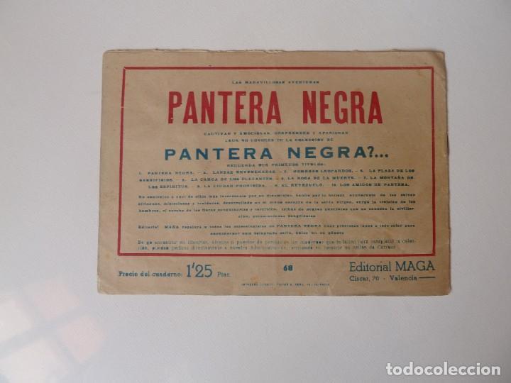 Tebeos: Dan Barry el terremoto, colección completa, suelta, 76 ejemplares de José Ortiz, Maga 1954. - Foto 136 - 277152988
