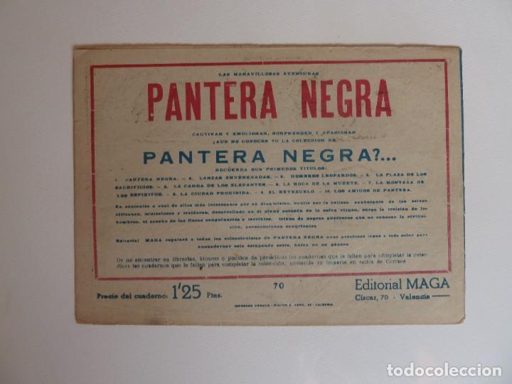 Tebeos: Dan Barry el terremoto, colección completa, suelta, 76 ejemplares de José Ortiz, Maga 1954. - Foto 140 - 277152988
