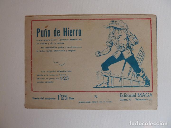 Tebeos: Dan Barry el terremoto, colección completa, suelta, 76 ejemplares de José Ortiz, Maga 1954. - Foto 142 - 277152988