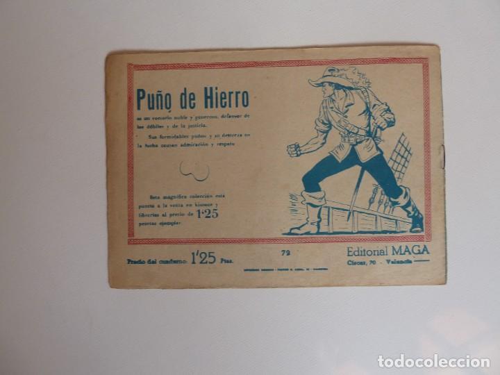 Tebeos: Dan Barry el terremoto, colección completa, suelta, 76 ejemplares de José Ortiz, Maga 1954. - Foto 144 - 277152988