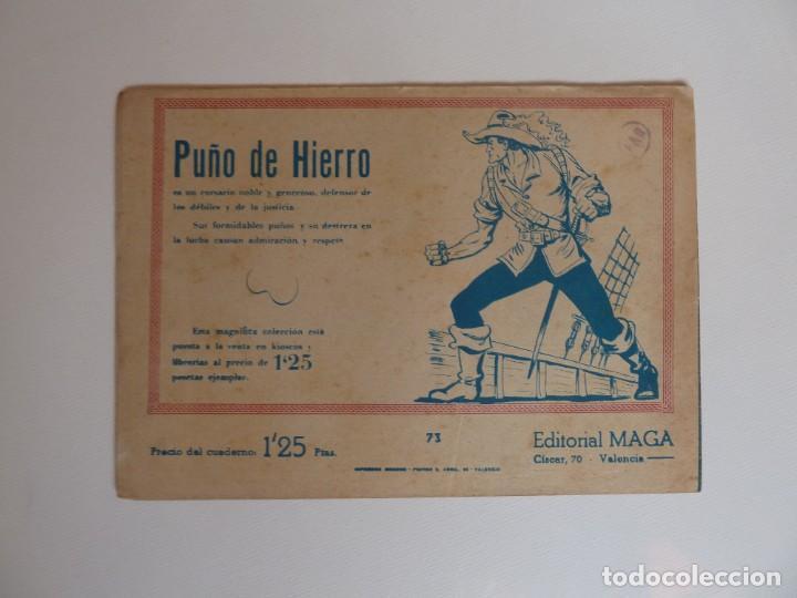 Tebeos: Dan Barry el terremoto, colección completa, suelta, 76 ejemplares de José Ortiz, Maga 1954. - Foto 146 - 277152988