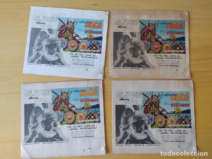 Tebeos: LOTE 4 COMICS, EL CALIFORNIANO, AÑOS 60 - Foto 2 - 277729363